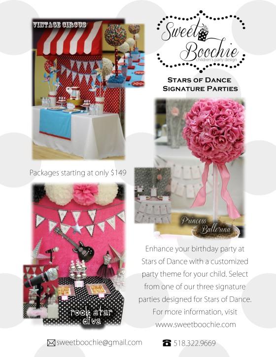 Sweet Boochie Flyer