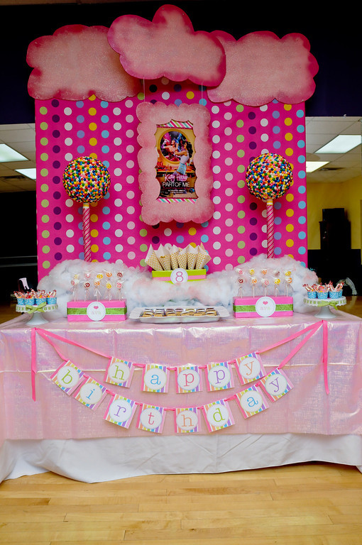 Katy Perry Inspired Candyland Party Sweet Boochie
