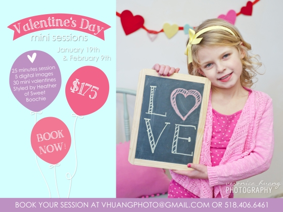Valentine's Mini Session