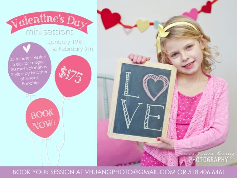 Valentine's Mini Session